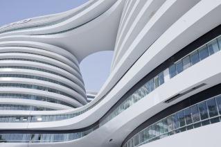 Materiali e colori Zaha Hadid