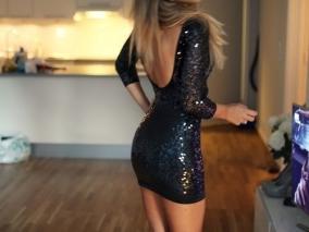 glitter-dress-black